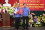 Viện kiểm sát nhân dân tỉnh Quảng Nam có lãnh đạo mới