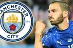 Tin chuyển nhượng tối 19/8: Man City bất ngờ nhắm Bonucci