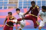 Kết quả U20 Venezuela vs U20 Nhật Bản: U20 Nhật Bản thua đau trong hiệp phụ