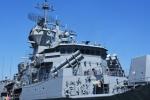 Cận cảnh tàu tên lửa dẫn đường Australia đang ở thăm Đà Nẵng