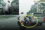 Lái xe tông ngã cô gái rồi thản nhiên bỏ đi: Lời bao biện bất lương gây phẫn nộ