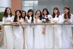 TP.HCM bắt buộc nữ sinh mặc áo dài tới trường