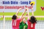 Trực tiếp bóng chuyền VTV Cup: VTV Bình Điền Long An vs Vân Nam Trung Quốc