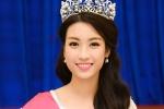 Hoa hậu Đỗ Mỹ Linh từng thần tượng ca sĩ Đinh Hương