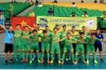 Hành trình lịch sử lên ngôi á quân Đông Nam Á của Futsal Sanna Khánh Hòa