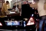 Tin mới nhất xe biển xanh gây tai nạn bỏ chạy trên phố Hà Nội