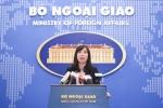 Bộ Ngoại giao xác nhận thông tin Thủ tướng thăm Mỹ