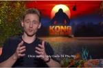 Dàn diễn viên 'Kong: Skull Island' gửi lời chúc 8/3 đến phụ nữ Việt Nam