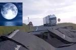 Liên hệ bí ẩn giữa Siêu trăng và trận động đất làm sáng rực màn đêm ở New Zealand