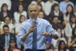 Vì sao phong cách hùng biện của ông Obama cuốn hút?