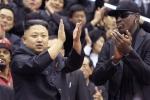 Cựu ngôi sao bóng rổ Mỹ trở lại Triều Tiên