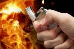 Bị thầy la mắng, thiếu niên 3 lần phóng hỏa đốt nhà thầy