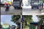 Tiền Giang: Đoàn xe biển xanh 'vô tư' đi... bán bia gây xôn xao