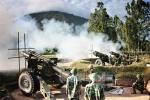 Su 30, pháo phòng không công kích mục tiêu