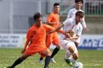 Cầu thủ mê Hoàn Châu Cách Cách nhà bầu Đức ghi 4 bàn liền ở giải U17 Quốc gia