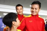 Nụ cười Quang Hải và niềm tin giành vé đi tiếp của U20 Việt Nam