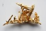 Giá vàng hôm nay 3/6: Tăng chóng mặt, tới 110.000 đồng/lượng