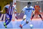 Trực tiếp Futsal World Cup: Việt Nam vs Paraguay