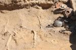 Bất ngờ phát hiện hơn 200 ngôi mộ 3.000 năm tuổi bí ẩn