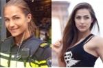 Nữ cảnh sát quyến rũ nhất Hà Lan gây sốt dân mạng