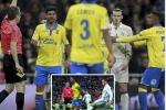 Video: Thẻ đỏ khiến Gareth Bale trở thành tội đồ trong ngày Real Madrid mất ngôi đầu bảng