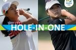 Golf Olympic Rio 2016: Lydia Ko bứt phá với cú đánh hole-in-one