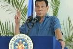 Thăm Trung Quốc, Tổng thống Philippines lại thóa mạ Obama, nói 'tạm biệt Mỹ'
