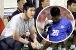 Video: HLV Hữu Thắng khen thủ môn U22 Indonesia cứu thua không tưởng