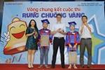 Thông báo cuộc thi Tiếng Anh 'Rung chuông nhí, xí quà to'