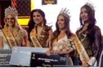 Nguyễn Thị Thành giành ngôi Á hậu 3 Miss Eco International 2017