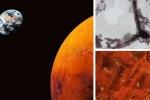 Có niên đại 4,2 tỷ năm, hóa thạch lâu đời nhất Trái đất hứa hẹn sao Hỏa có sự sống