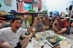 Mùa Euro thức đêm, uống rượu bia nhiều: Tặng xét nghiệm men gan