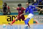'Tuyển Futsal Việt Nam làm được thế này là tốt lắm rồi'