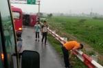 Lật xe khách trên cao tốc Pháp Vân - Cầu Giẽ: Xác định danh tính 12 người thương vong