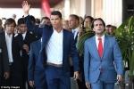 Ronaldo khai trương khách sạn triệu đô CR7
