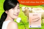 Yên tâm làm đẹp với sản phẩm nhau thai cừu Golden Health