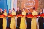 Khánh thành nhà máy sản xuất chip Intel 1 tỷ USD