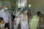 Bệnh nhân sởi tử vong đúng lúc Bộ trưởng Y tế thị sát