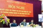 Bộ trưởng Đinh La Thăng: 'Nếu biển báo không nhổ được thì nên nhổ người'