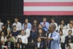 Tổng thống Obama nhắc tới âm nhạc Trần Lập, Sơn Tùng trong bài phát biểu