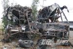 Tai nạn thảm khốc ở Bình Thuận: Nạn nhân thứ 13 qua đời