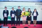 Tân Á Đại Thành Thành lập Công ty Cổ phần Nhựa Stroman Việt Nam