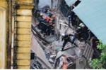 Vụ sập nhà cổ ở Hà Nội: Những thông tin mới nhất