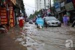 Hà Nội khốn khổ vì ngập nước