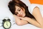 4 nguyên tắc cho giấc ngủ giúp bạn trẻ lâu và ít bệnh