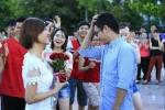 Màn tỏ tình lãng mạn của bạn trẻ Việt hay hơn phim Hàn