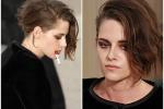Kristen Stewart diện tóc Bob bụi bặm đến show của Chanel