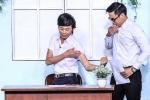 Hoài Linh lần đầu khoe cơ bắp 'da bọc xương' trên sóng truyền hình