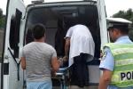 Nạn nhân chết trên xe cấp cứu do tắc đường