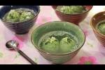 Cách làm bánh trôi trà xanh nhân vừng đen cực ngon cho ngày tết Hàn thực